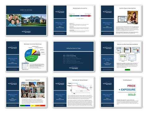 listing presentation template free bestlistingpresentation custom real estate listing
