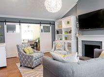 divide  conquer   furnish  long narrow room