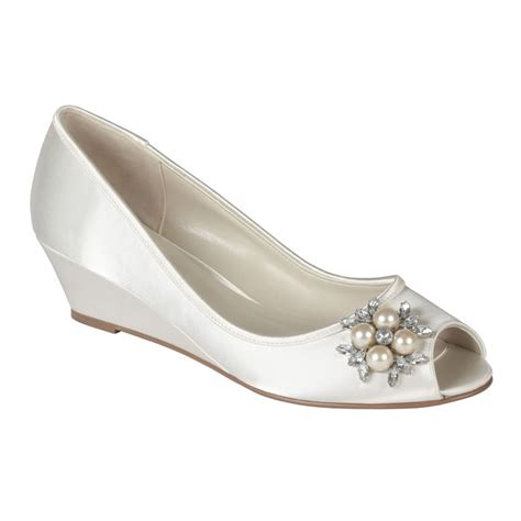 pink paradox frosting wedding shoes bridal
