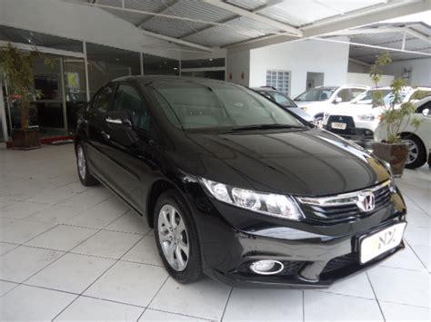 Honda Civic 1 8 At 2012 honda civic 1 8 exs sedan 16v flex 4p autom 193 tico 2012 2012