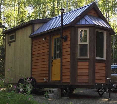 custom tiny house custom 35k tiny house
