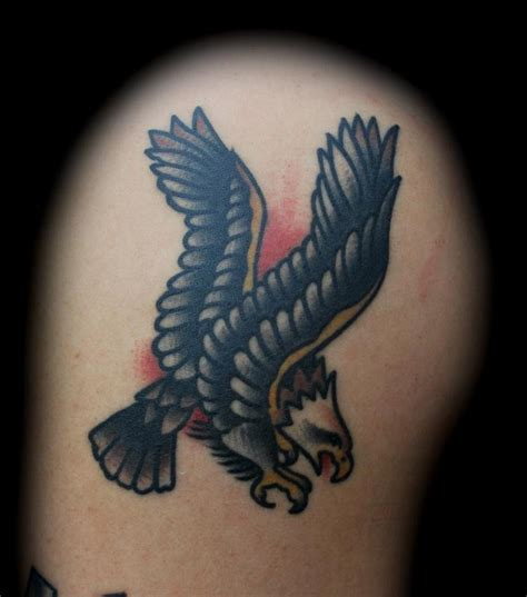 sailor jerry eagle tattoo sailor jerry screaming eagle by adam lauricella