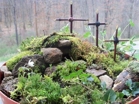 Easter Garden Ideas 16 Best Resurrection Garden Images On Pinterest Easter Crafts Easter Ideas And Easter Garden