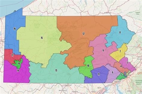 pennsylvania supreme court pa gerrymandering state supreme court releases new