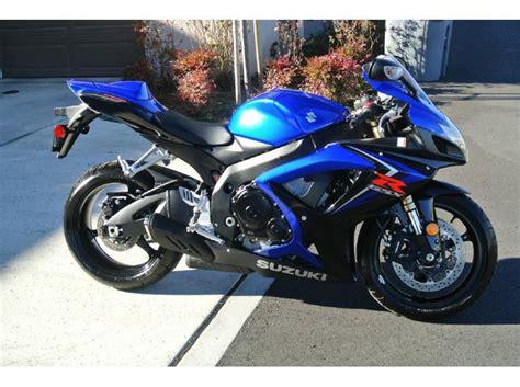 Suzuki Gsx R 600 2007 Buy 2007 Suzuki Gsx R600 600 Sportbike On 2040 Motos