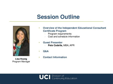Uci Mba Requirements by Social Media Tools And Tips For Independent Educational