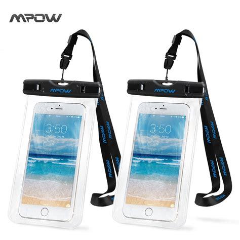 Wao9 Waterproof Pouch Consina 01 2 mpow 2pcs universal 6 0 inch ipx8 waterproof phone