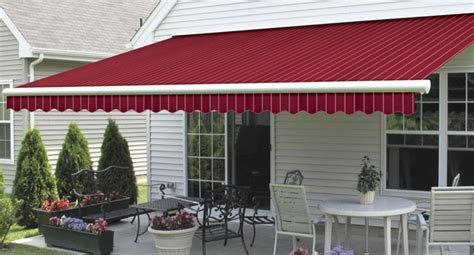 terrace awning should you install terrace awnings imagination waffle
