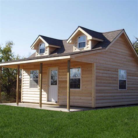 sturdi bilt side porch cabins