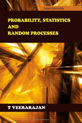probability on graphs random processes on graphs and lattices institute of mathematical statistics textbooks books t veerarajan probability statistics and random processes