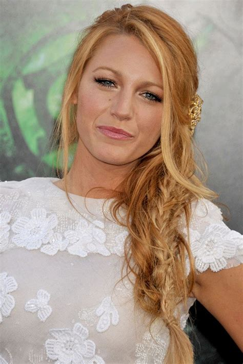 strawberry blond pubichairphoto 17 best ideas about blake lively haircut on pinterest