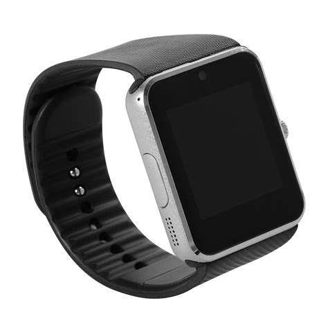 Smartwatch Sim Card bluetooth smart smartwatch with sim card slot gsm for android phone ebay