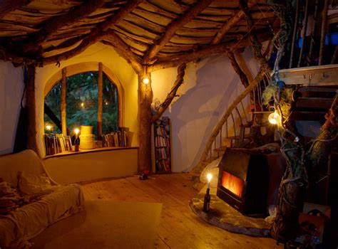 Hobbit Home Interior Eclectitude A Hobbit House In Wales
