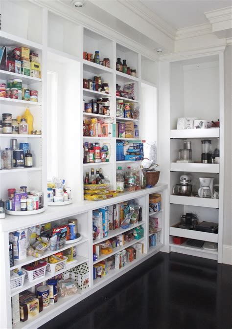 Kitchen Cabinet Rolling Shelves by Open Kitchen Pantry Shelving Interior Amp Exterior Doors