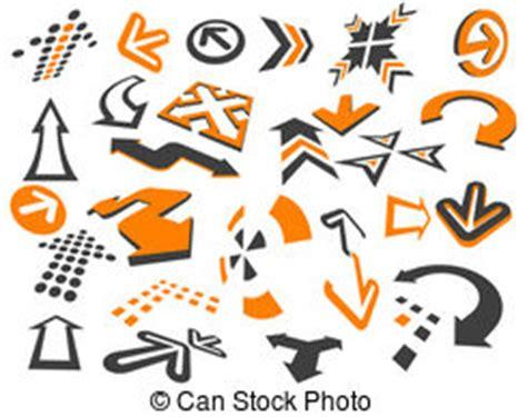 frecce clipart frecce illustrazioni e clip 294 754 frecce