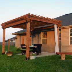 Pergola Rafter Brackets by Ozco Ornamental Wood Ties Image Gallery Decksdirect