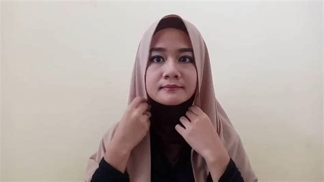 tutorial pashmina with headband tutorial hijab headband wave youtube