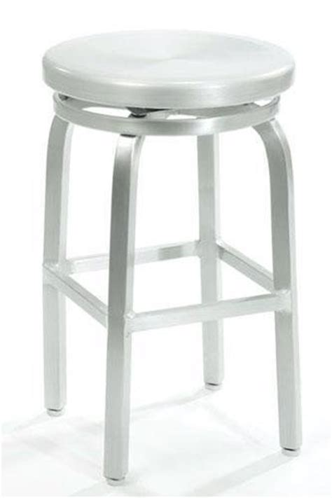 polished stainless steel counter stools melanie swivel counter stool swivel brushed