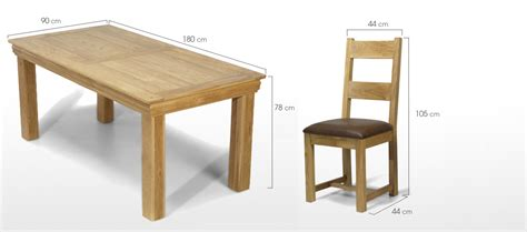 8 Chairs Dining Table Constance Oak 180 Cm Dining Table And 8 Chairs Quercus Living
