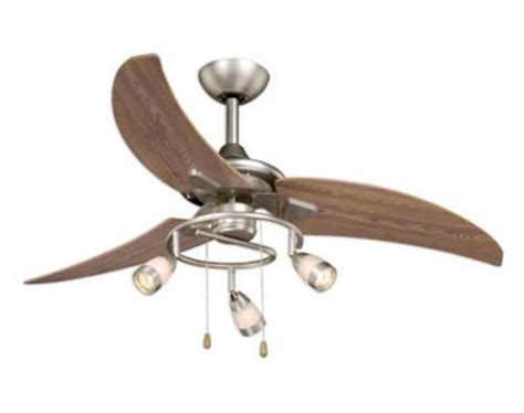 turn of the century ceiling fan turn of the century photon 48in 3 light ceiling fan