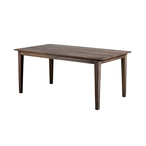 Teak Kitchen Table Bring The Woods Of The Mountains Into Your Home With This Handsome Dining Table Made Of