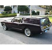 The Gear Shift 1966 Mustang  Volvo 240 = Shooting Brake Hearse