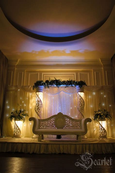 simple home decoration for engagement engagement stage decoration ideas trendyoutlook com