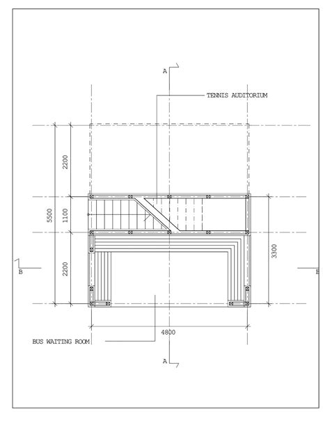 Floor Plans With Dimensions Gallery Of Bus Stop Kressbad Rintala Eggertsson