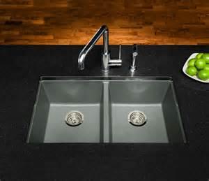 Precision equal double bowl silgranit undermount jack london