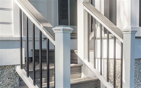 deck railing ideas railing designs pictures trex