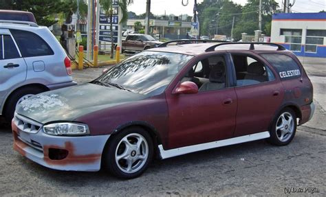 Custom Hyundai Elantra by Custom Hyundai Elantra Wagon By Mister Lou On Deviantart