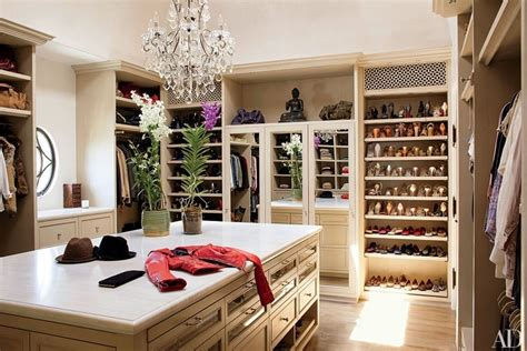 Walk In Closet Dressing Room by Peek Into 5 Beautiful Closets Huffpost