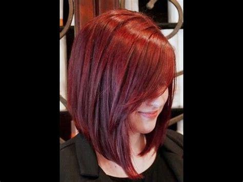 color de cabellos de moda colores de pelo rojos y cobrizos tonos de moda 2016 youtube
