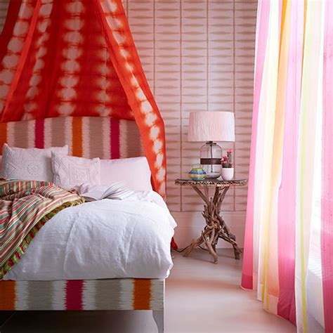 pink and orange bedroom orange and pink striped bedroom bedroom decorating