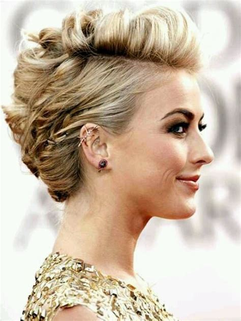 prom hairstyles that you can do for short hair women 12 short updo hairstyles ideas anyone can do popular