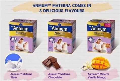 Anmum Materna 2015 Sữa Bầu Anmum Materna Ho 224 N Hảo Cho Thai Kỳ Khỏe Mạnh