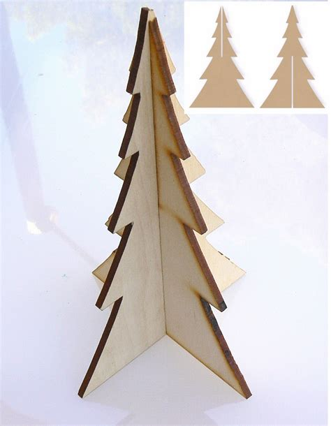 online shop for wood and acrylic craft christmas cutouts