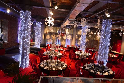 corporate holiday parties and events planner manchester corporate