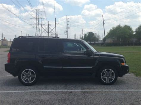 2009 Jeep Patriot Limited Purchase Used 2009 Jeep Patriot Limited Sport Utility 4