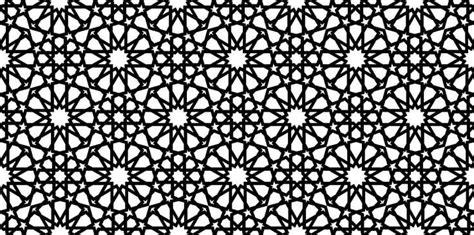 Pola Motif Chevrons Pattern inspirasi desain grafis desain islami uprint id
