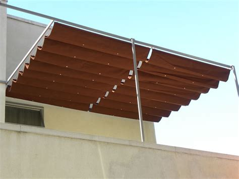 cable awnings and slide on wire canopies slide on wire cable system awnings shade for deck pinterest