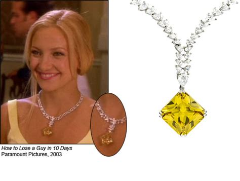 How To Lose A In 10 Days Shower by Kate Hudson Jewery Faux Isadora Necklace Inspired By How