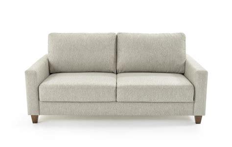 Small Size Sleeper Sofa by Luonto Nico Nico Loule 616 Contemporary Size Sleeper