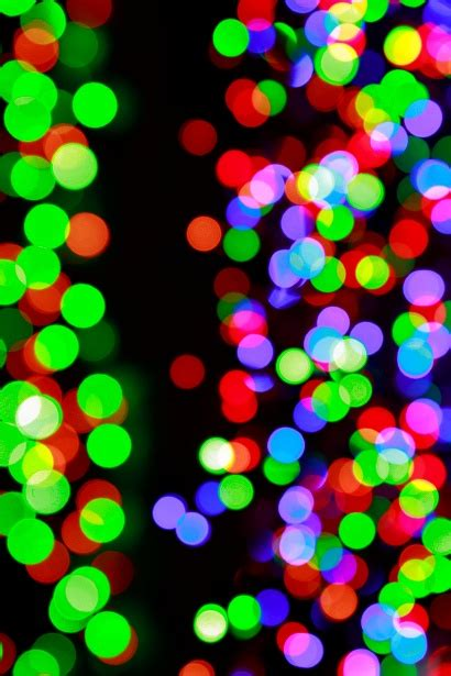christmas light background free piblic domain blurred lights free stock photo domain pictures
