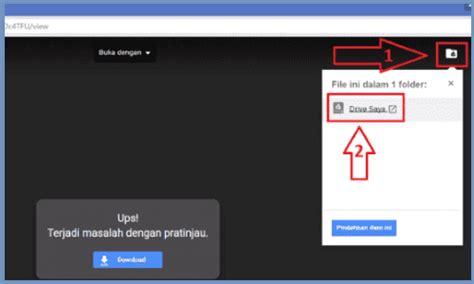 cara membuat logo google drive cara mengatasi limit download di google drive dengan mudah