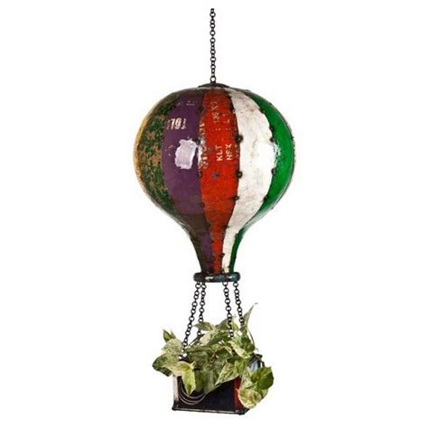 Air Balloon Planter by Eeieeio Air Balloon Hanging Planter Small
