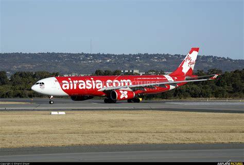 airasia perth 9m xxb airasia x airbus a330 300 at perth wa photo id