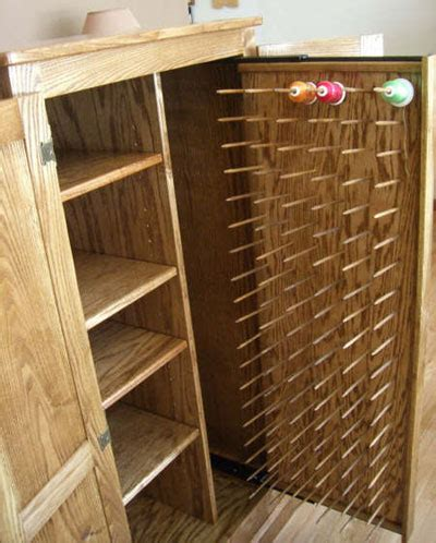 sewing storage cabinet woodworking blog