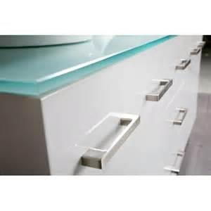 Zizo Vanities Modern Freestanding Vanity With Bathroom Cabinet In
