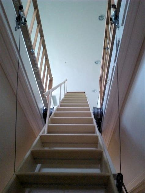 Garage Pull Stairs by Where Can I Find Parts For Attic Pulldown Stairs Home
